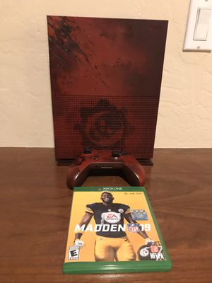 Limited Edition 2tb Xbox One s for Sale in Phoenix, AZ