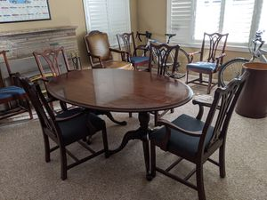 2 Dining tables and 10 chairs for Sale in San Jose, CA