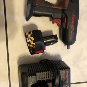 Impact Wrench (3/8) 12V Snap-On for Sale in Hilmar, CA