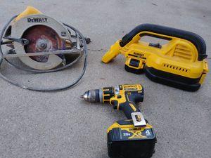 Dewalt tools for Sale in Stockbridge, GA