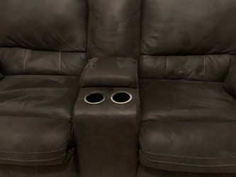 Grey Couch and loveseat for Sale in Aurora,  CO