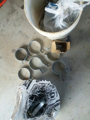 3 inch brace bands Straits and offsets for fence for Sale in Kingsport, TN