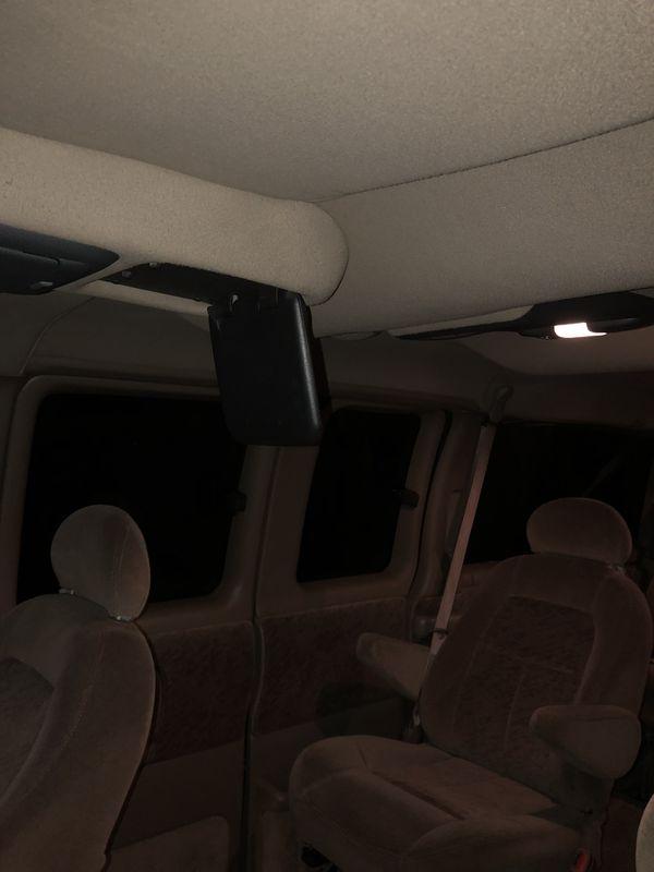 Chevy express van