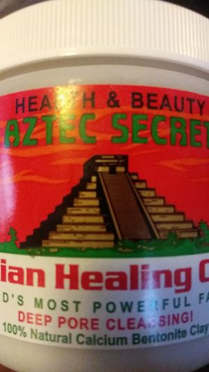 Indian Healing Clay Aztec Secret for Sale in Fort Worth, TX