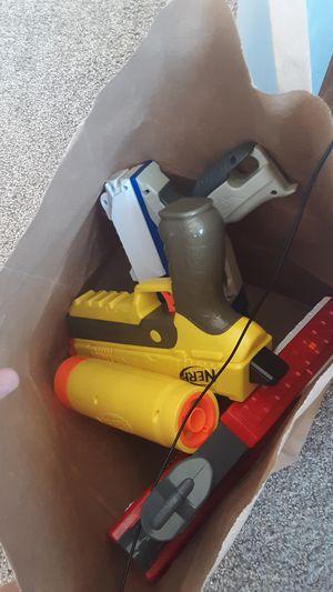 NERF GUNS FORTNITE for Sale in Portland, OR