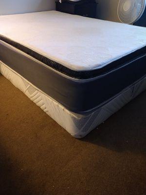 Top pillo Full matres..location hyde park boston for Sale in Everett, MA