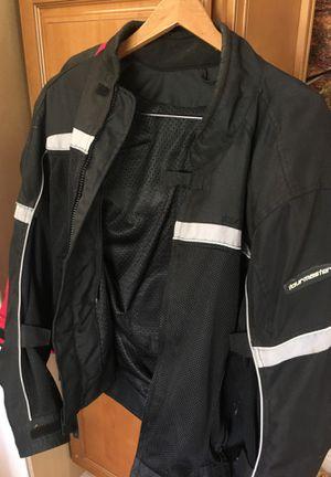 Men's motorcycle jacket tour master large 46 for Sale in Lake Worth, FL