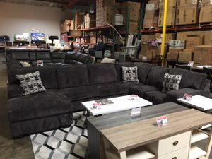 Sectional Sofa, Smoke for Sale in Pico Rivera, CA