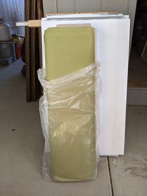 10 yards olive green 100% cotton duck cloth for Sale in Lake Forest, CA