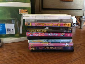 Free DVD's for Sale in Richmond, CA