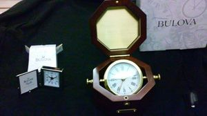 2 New authentic Bulova clocks for Sale in Downey, CA
