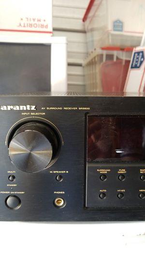 Marantz SR5600 AV Surround Receiver for Sale in Las Vegas, NV