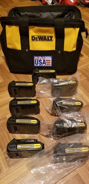 Dewalt Battery 1.5Ah 20V $25 Each for Sale in Norwalk, CA