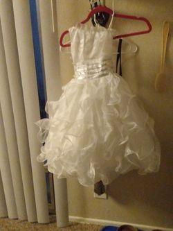 White Laced Dress for Sale in Phoenix,  AZ