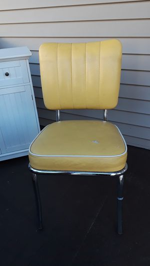 Antique 50's chair for the right buyer for Sale in Malden, MA