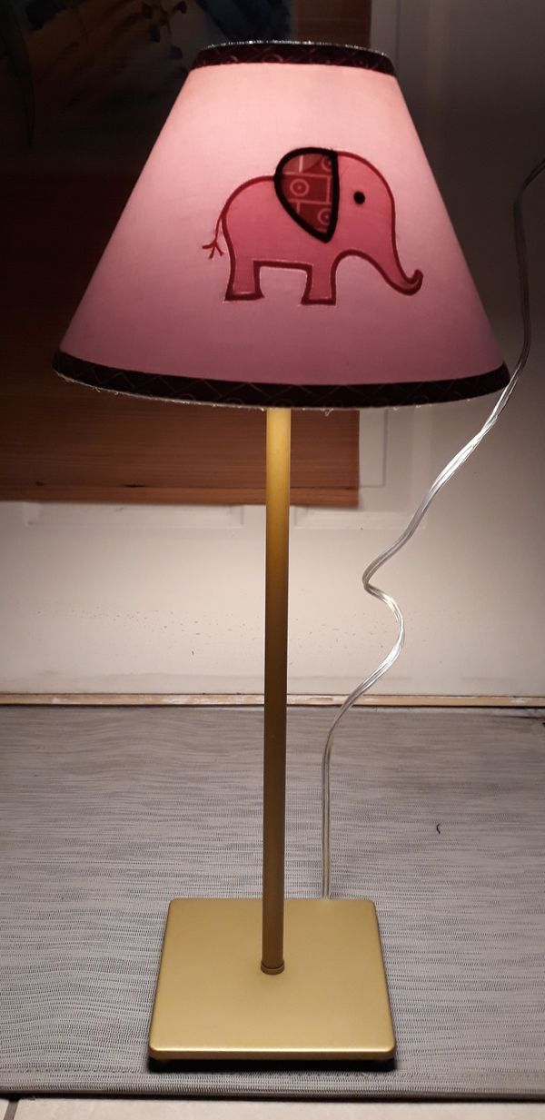 Ikea lamp with shade