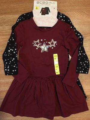 BCBGirls. 2 pack dress set. Size: 4/5 for Sale in El Segundo, CA