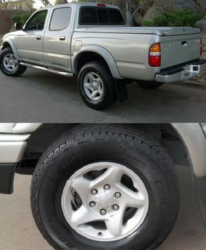 Belingoo2004 Toyota Tacoma 4WDWheels Clean for Sale in Anaheim, CA