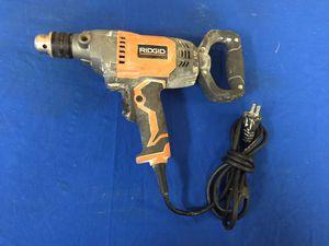 "Ridgid Tool Corded 1/2"" Drill (Model: R7122) for Sale in Marietta, GA"