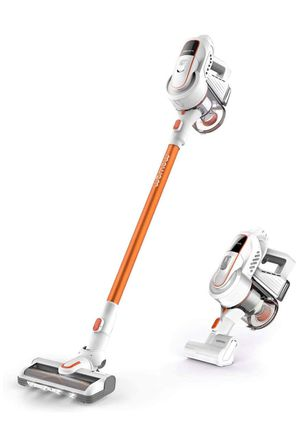 Brand New in Box 16000pa Cordless Vacuum, 300W Digital Motor Stick Vacuum Cleaner, Powerful Suction, Lightweight 2 in 1 Handheld Vacuum with HEPA Fil9 for Sale in Hayward, CA