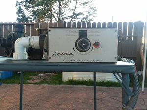 pump and heater for hot tub for Sale in Aberdeen, WA