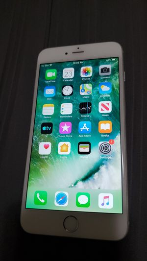 iPhone 6 Plus 16gb Unlocked Great Condition Silver! for Sale in Phoenix, AZ