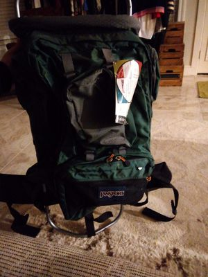Jansport rainier hiking camping backpack never used for Sale in Crockett, CA