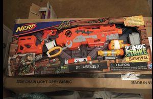 Zombie strike survival Nerf Gun for Sale in Atlanta, GA