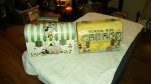 Lunch box and Tin collection for Sale in Los Angeles, CA