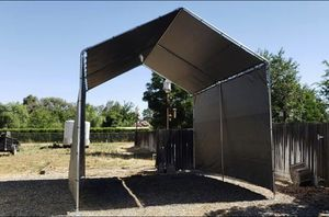 Brand new canopy carport tent cazipo for sale starting from $85 for 10x10 and I have deferent sizes for Sale in Tampa, FL