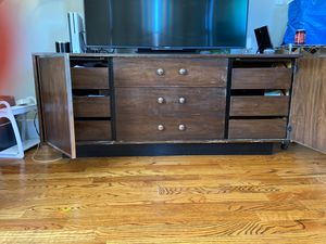 Vintage dresser or tv stand for Sale in Brooklyn, NY