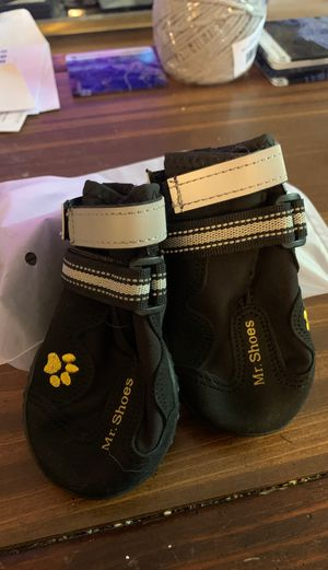 Mr shoes dog booties for Sale in Lakewood, CO