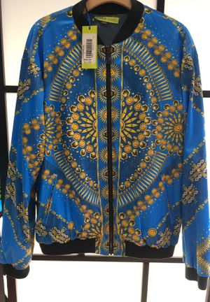 Versace jacket (brand new) for Sale in McLean, VA