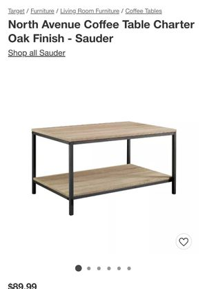 Coffee Table + TV Stand Combo for Sale in Salem, WV