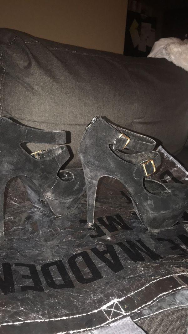 Steve Madden and Jessica Simpson Heels (Swipe)