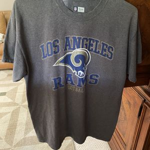 NFL Team T-Shirt - Los Angels Rams Size Large for Sale in Fresno, CA