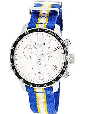 Tissot Quickster Golden State Warriors Chronograph Men's Watch for Sale in Airmont, NY