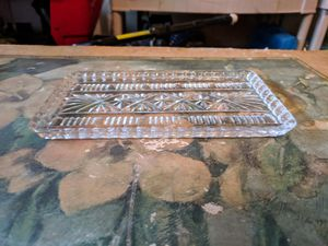 Antique glass plate for Sale in Columbia, MD