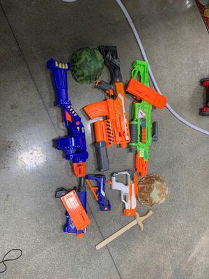 Nerf gun lot for Sale in Bonney Lake, WA