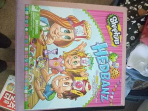 "Shopkins ""Headband"" Game for Sale in Alameda, CA"