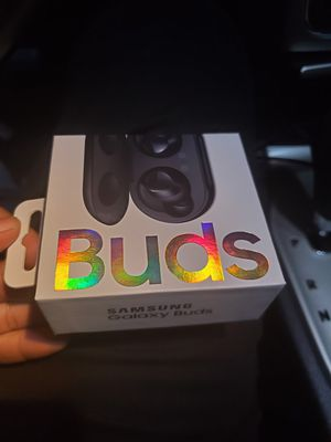 Samsung Galaxy Buds New never Open for Sale in Wilmington, DE