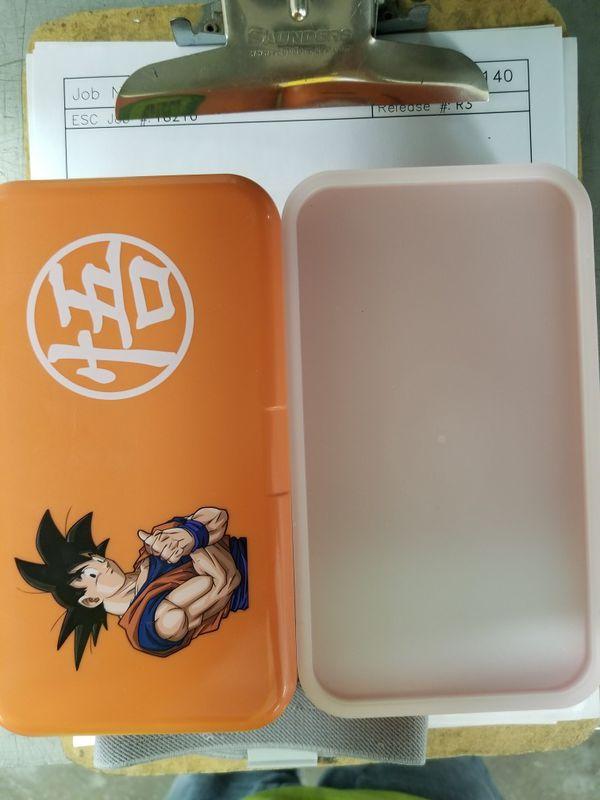 Dragonball Goku Bento Box -Brand New-