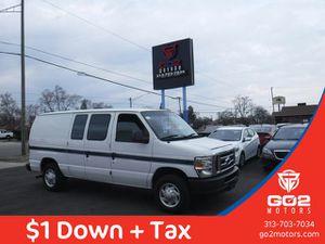 2013 Ford Econoline Cargo Van for Sale in Detroit, MI