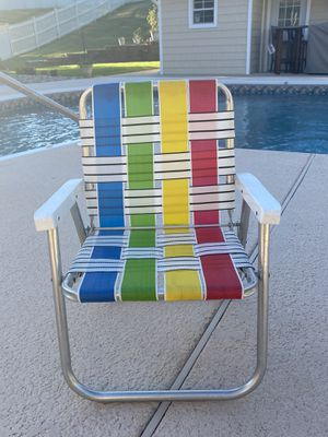 Kids beach chair for Sale in Sewell, NJ