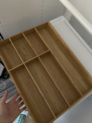 Wooden Organizer for Sale in Santa Clara, CA