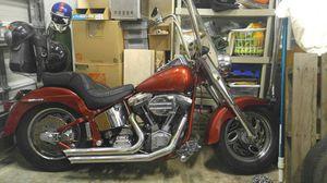 Harley Davidson fatboy custom 1993 for Sale in Boca Raton, FL