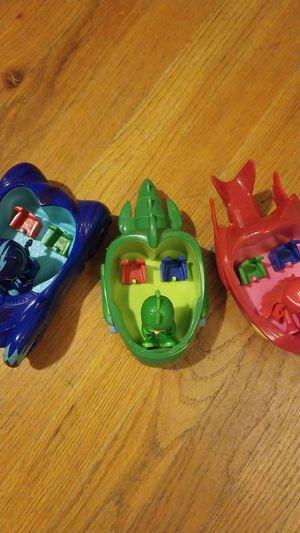 PJMask toys for Sale in Fresno, CA