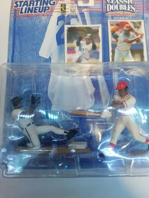 Ken Griffey Jr and Ken Griffey Sr |action figure collectable| for Sale in Kent, WA