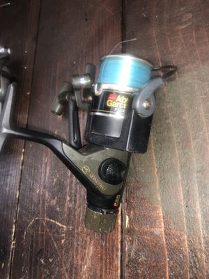 Abu Garcia PS200R precision ball bearing fishing reel for Sale in Vista, CA