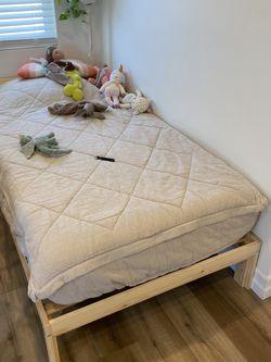 IKEA - NEIDEN Bed frame, Pine, Twin for Sale in San Diego,  CA